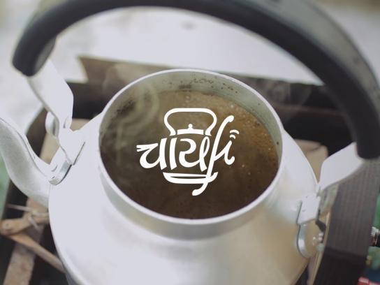 Chakra Tea Direct Ad - Chai-Fi