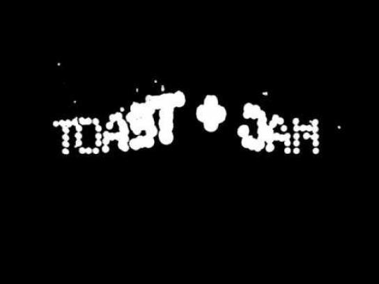 Toast + Jam Design Ad - Toast + Jam Identity