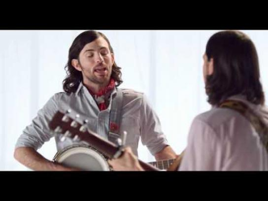 GAP Film Ad -  The Avett Brothers