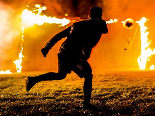 Copa90 Digital Ad -  Epic fireball