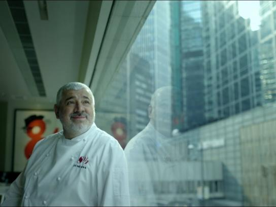 Hong Kong Tourism Board Film Ad - Gourmet dining