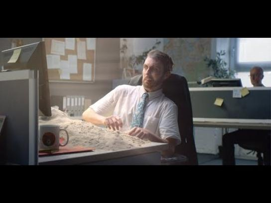 Burger King Film Ad - Whopper Out of Office