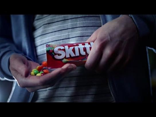 Skittles Film Ad - Romance