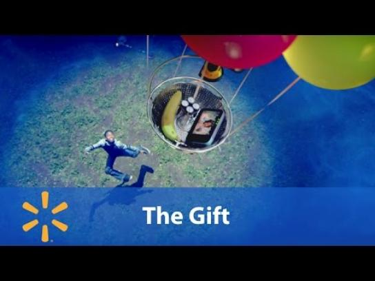 Walmart Film Ad - The gift