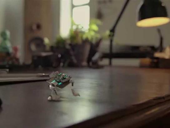 Samsung Film Ad -  Robot