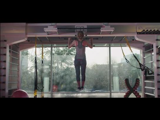 Virgin Active Film Ad -  We've got a workout for that