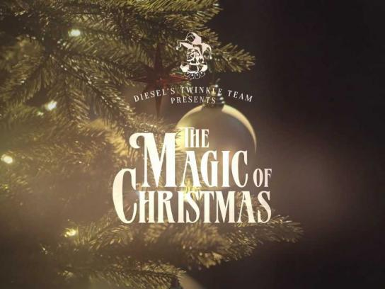 Diesel Film Ad -  The Magic of Christmas, The Goodwill