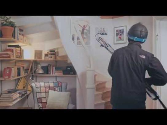 Ski Sunne Film Ad - Warm up
