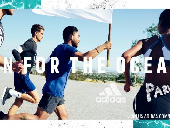 Adidas Film Ad - Run for the Oceans
