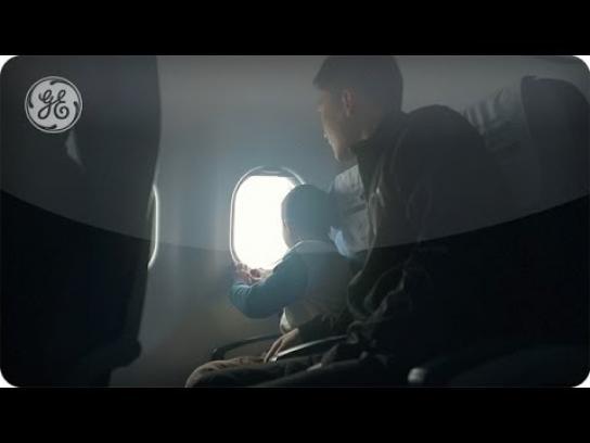 GE Digital Ad -  Zeng's First Flight