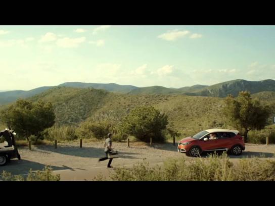Renault Film Ad -  Roadtrip