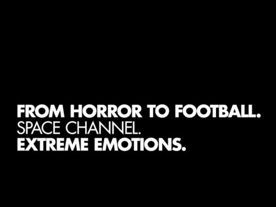 Space Channel Film Ad -  Scream