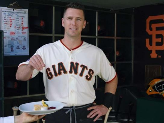 San Francisco Giants Film Ad - If I Weren't a Player: Posey: The Man Behind the Plate