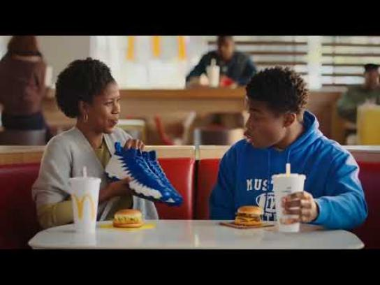 McDonald's Film Ad - New Shoes