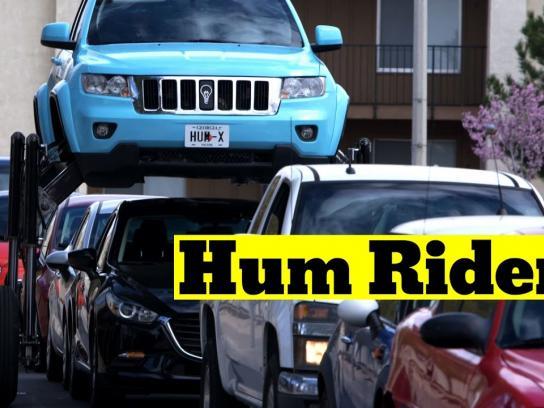 Hum Film Ad - Hum Rider
