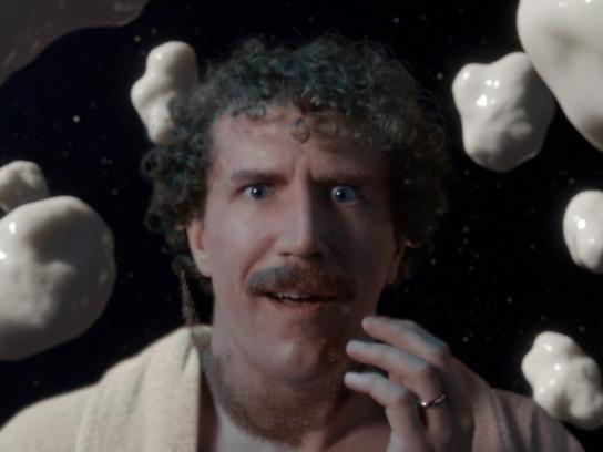 Dollar Shave Club Film Ad - Buttery Galaxy