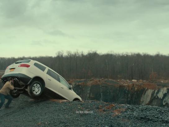 Sprint Film Ad - Car