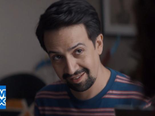 American Express Film Ad - Lin-Manuel Miranda for Amex
