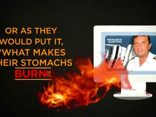 Maalox Digital Ad -  It Burns