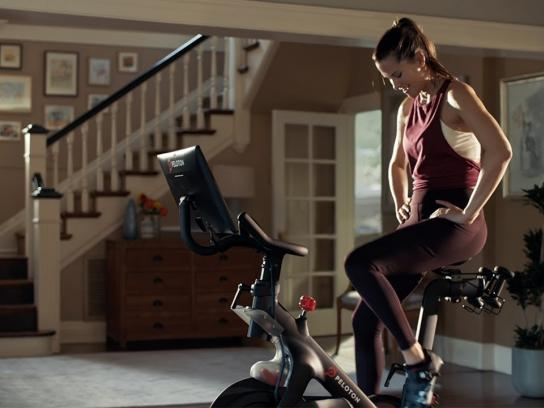Peloton Film Ad - Better Is In Us