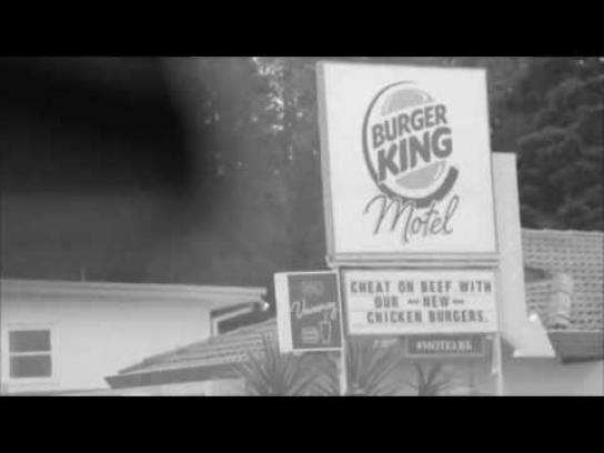 Burger King Film Ad -  Motel