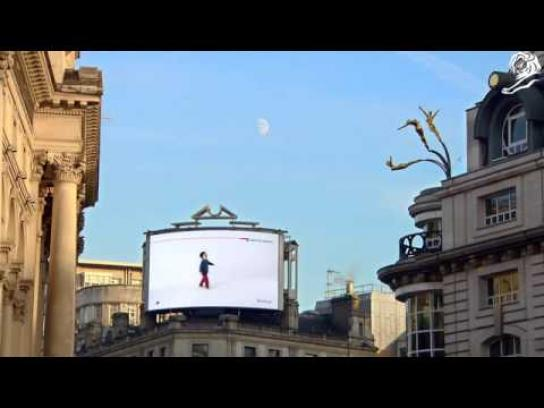 British Airways Outdoor Ad -  #lookup