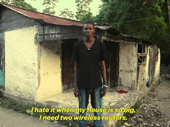 WATERisLIFE Film Ad -  First World Problems Anthem