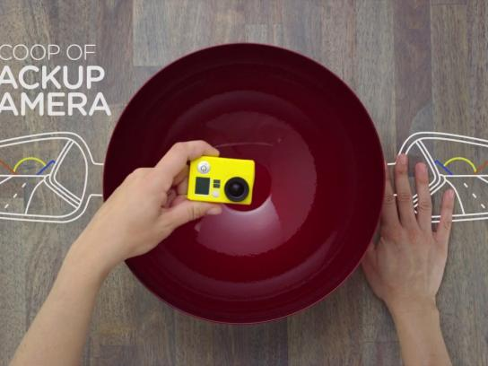 Toyota Digital Ad - Recipe