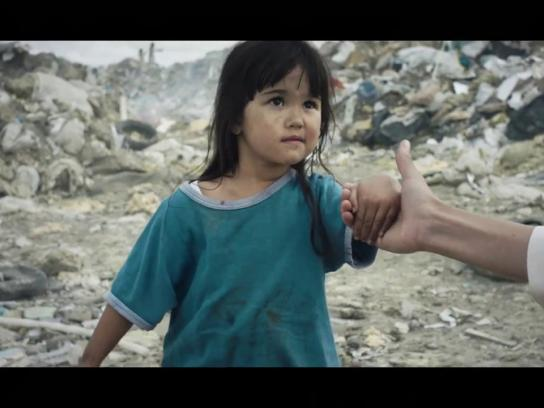 Unicef Digital Ad - 2clicks2donate