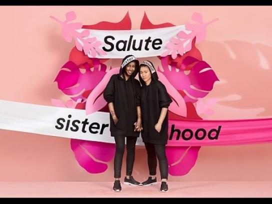 Monki Digital Ad - Salute sisterhood
