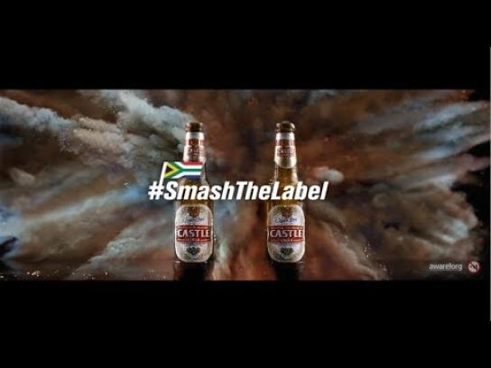 Castle Lager Film Ad - More Than That #SmashTheLabel