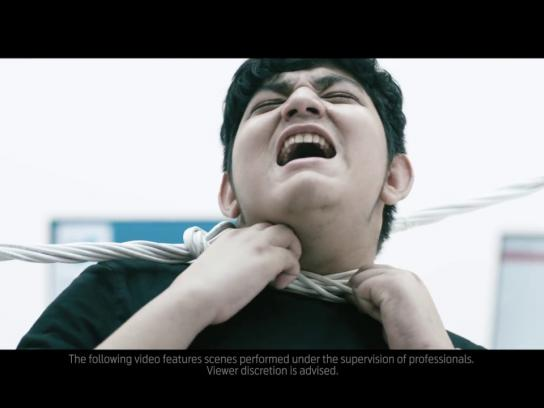 Telenor Film Ad - Words Hurt! Stop Cyberbullying!