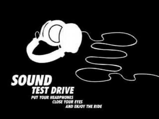 Sound Test Drive