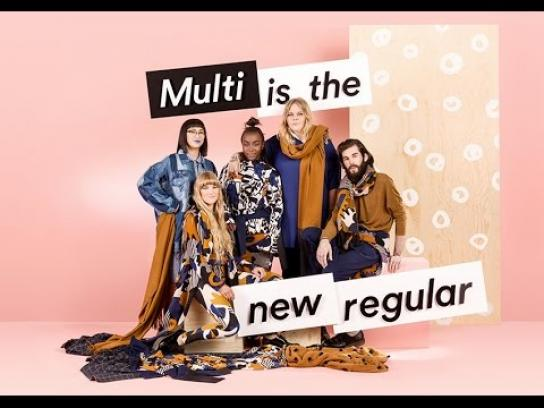 Monki Digital Ad -  Multi is the new regular