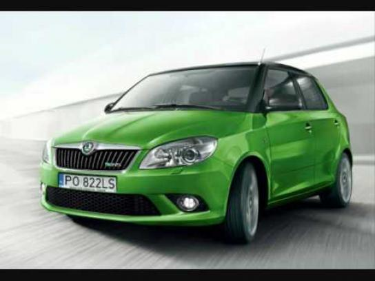 Skoda Audio Ad -  Speedup