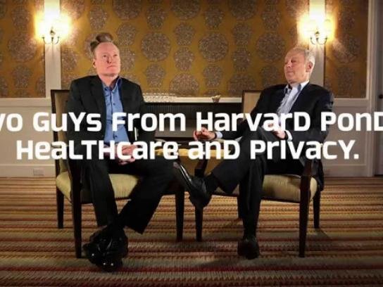 Bank of America Digital Ad -  Health care and privacy