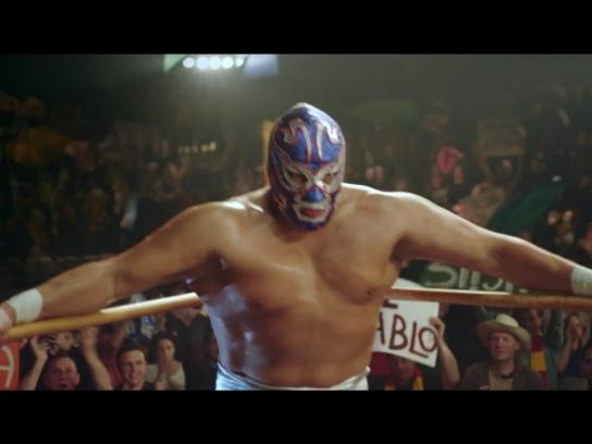 Ford Film Ad -  The Wrestler
