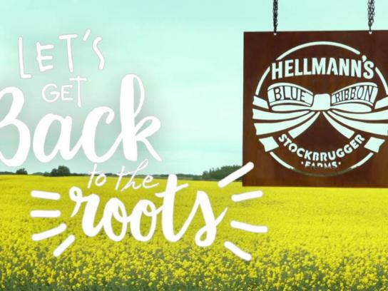 Hellmann's Film Ad - Canola fields