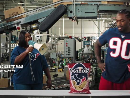 Tostitos Film Ad - Texans