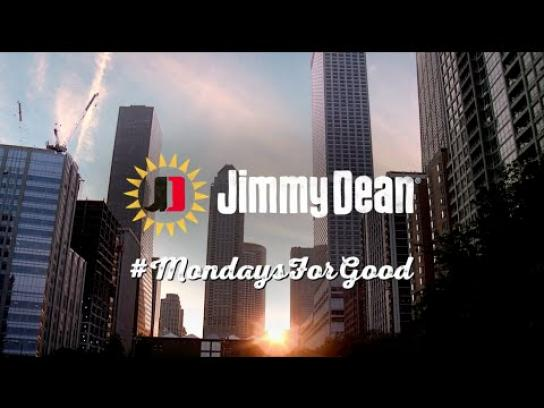 Jimmy Dean Film Ad -  Mondays for Good