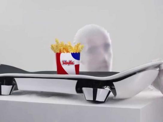 Sibylla Film Ad -  Hooverboard