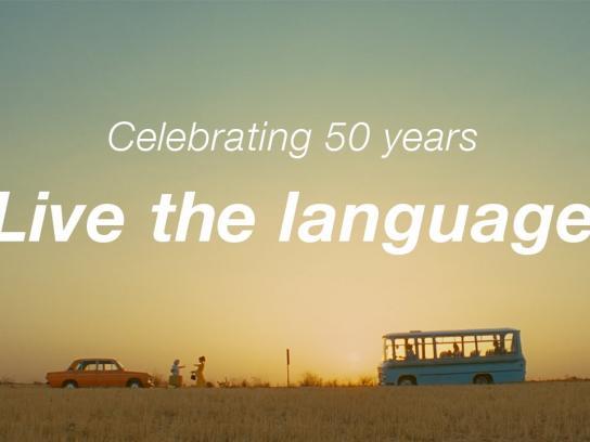 EF International Language Centers Digital Ad -  Live the language