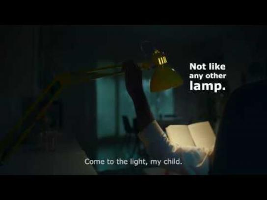 IKEA Film Ad - Not Like Any Other Lamp