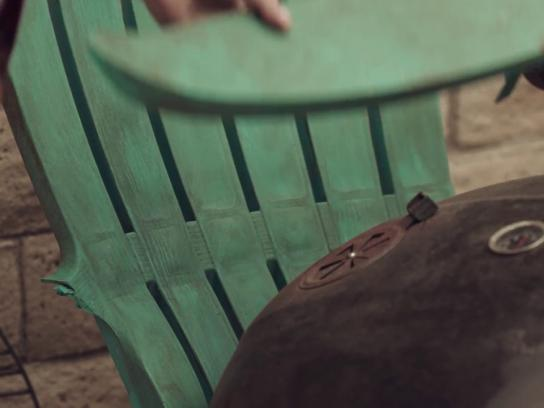 J-B Weld Film Ad - Patio