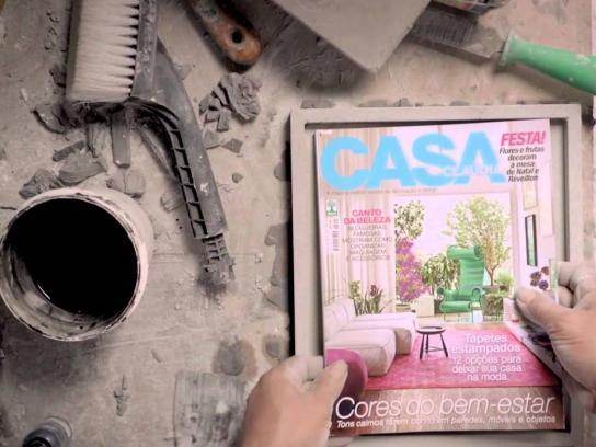 Telhanorte Direct Ad -  The Concreted Magazine