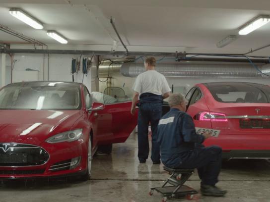 OMO Film Ad - Car wash