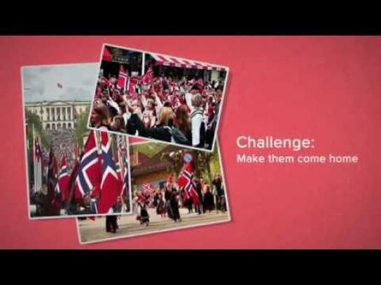 BI Norwegian Business School Direct Ad -  Lokkemat