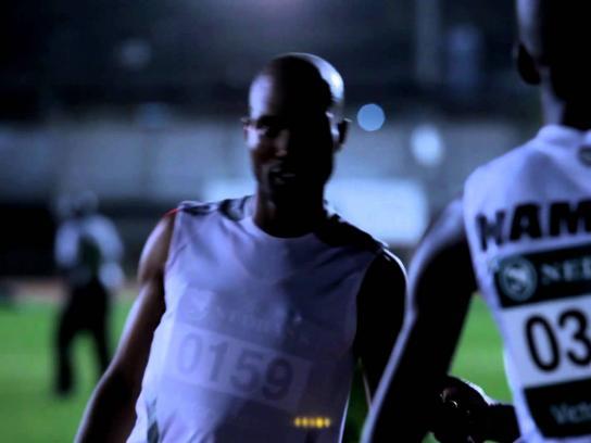 Nedbank Film Ad -  Tebogo Mokgalagadi