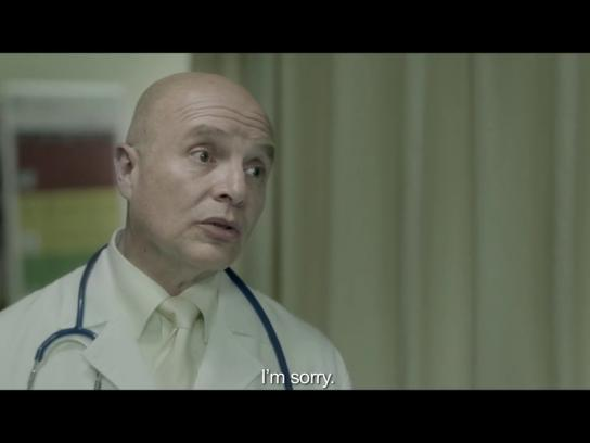 Argentina New Cinema Film Ad - Transplant