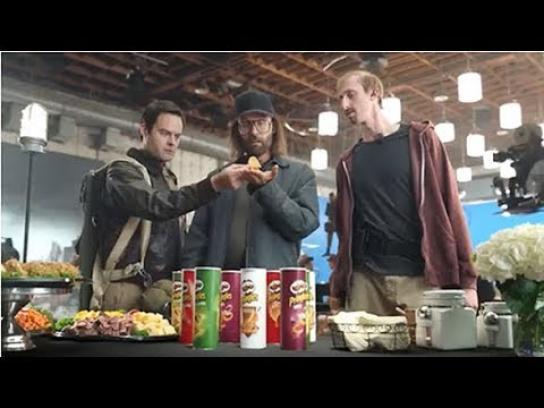Pringles Film Ad - WOW